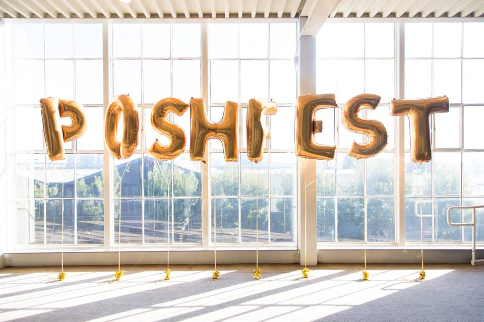 PoshFest 2015 took place in San Francisco in the SF Design Center building. Photography:Anna-Alexia Photo