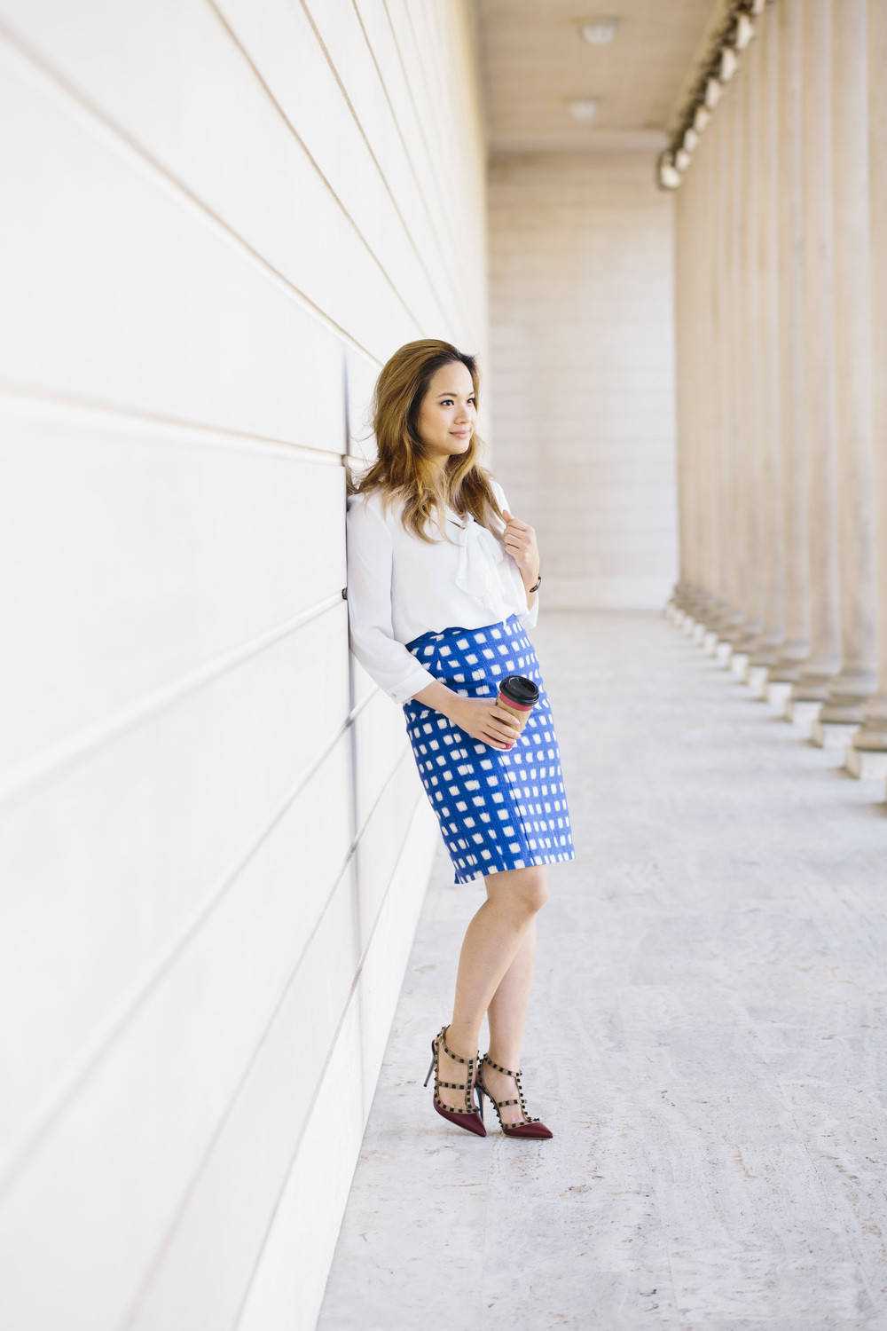 Cubicle Chic || Office Outfit all from Poshmark