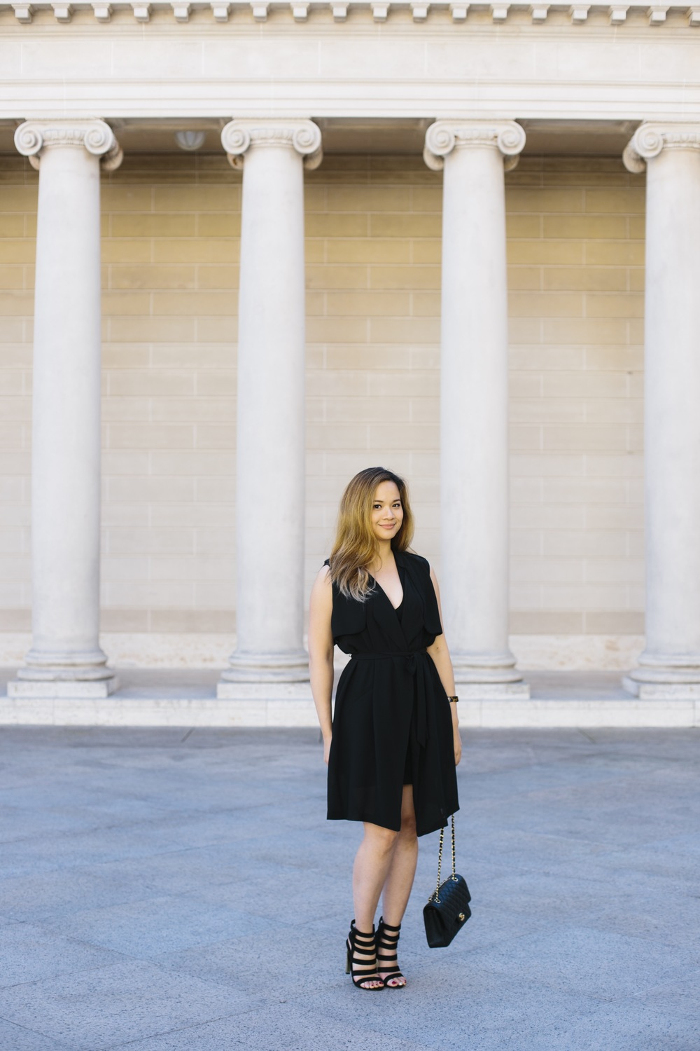 Cubicle Chic || LBD with a Twist