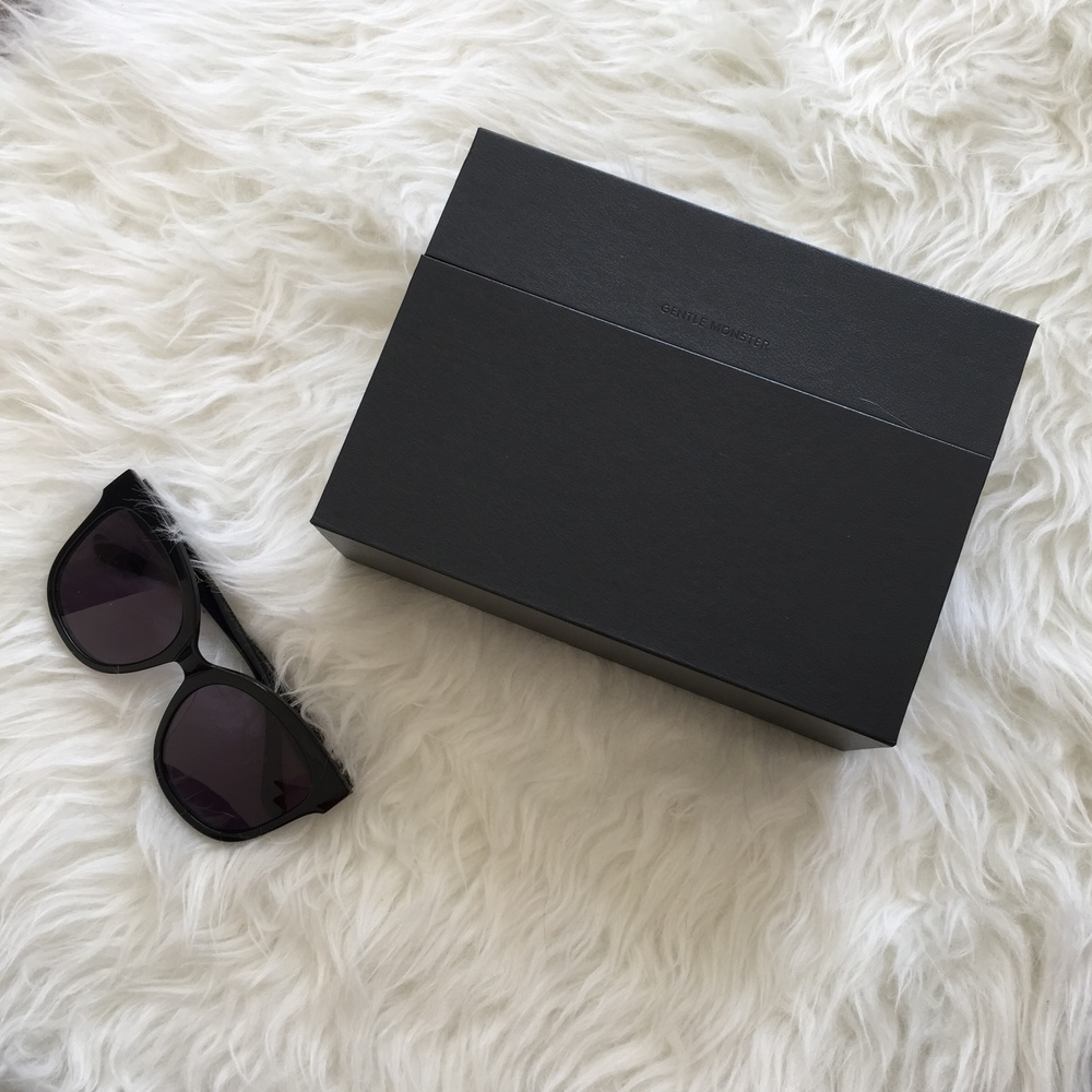 Gentle Monster Sunglasses Review || Cubicle Chic