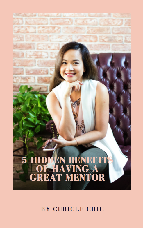 5 Hidden Benefits Of Having A Mentor & How To Find One On Your Own