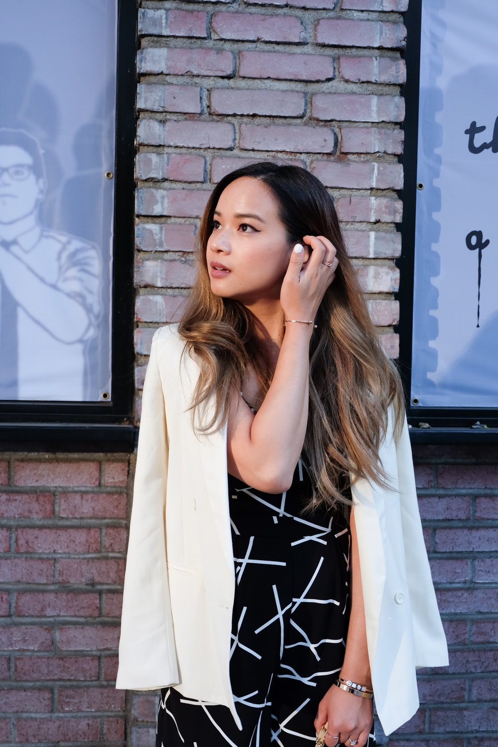 What I Wore To A Speaking Engagement || DailyLook Elite (promo code inside)