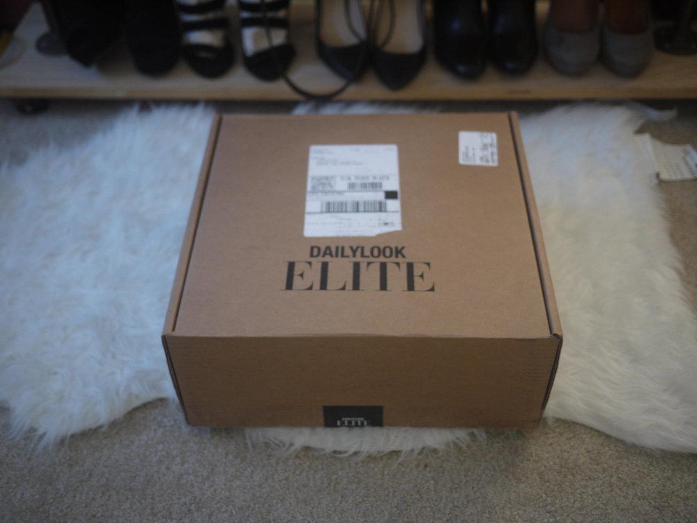 I Tried Somethingn I Would've Never Reached For || Unboxing DailyLook Elite Box