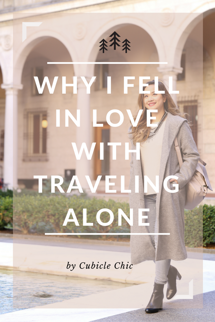 Cubicle Chic || Why I Fell In Love With Traveling Alone