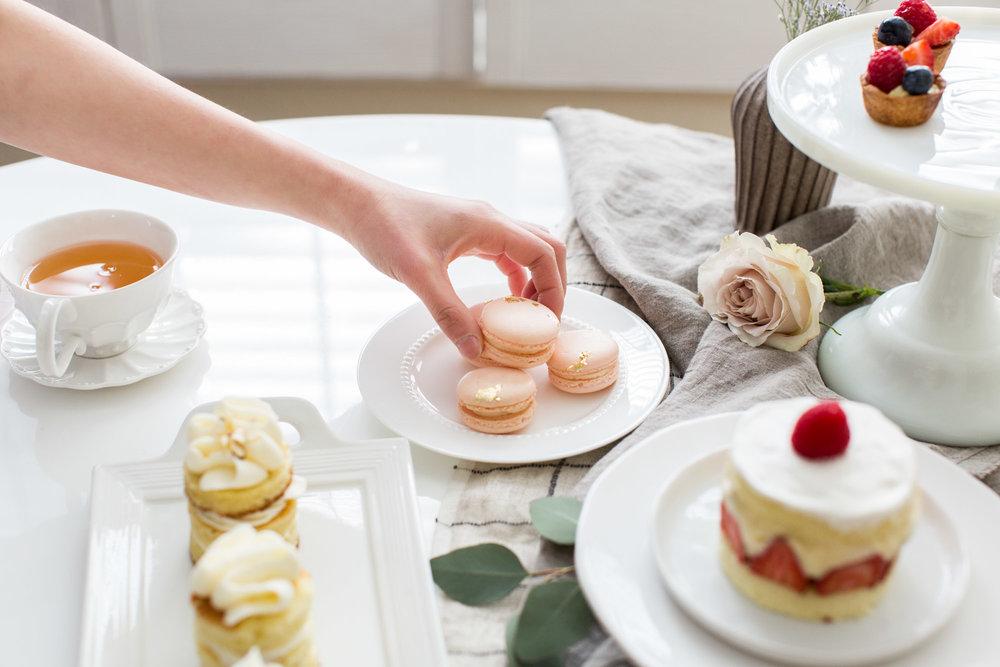 Planning My Wedding || Cake & Dessert Tasting With Peggy's Kitchen