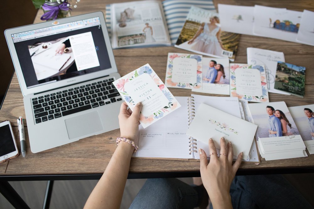 Engagement Shoot: What It's Like To Be Wedding Planning