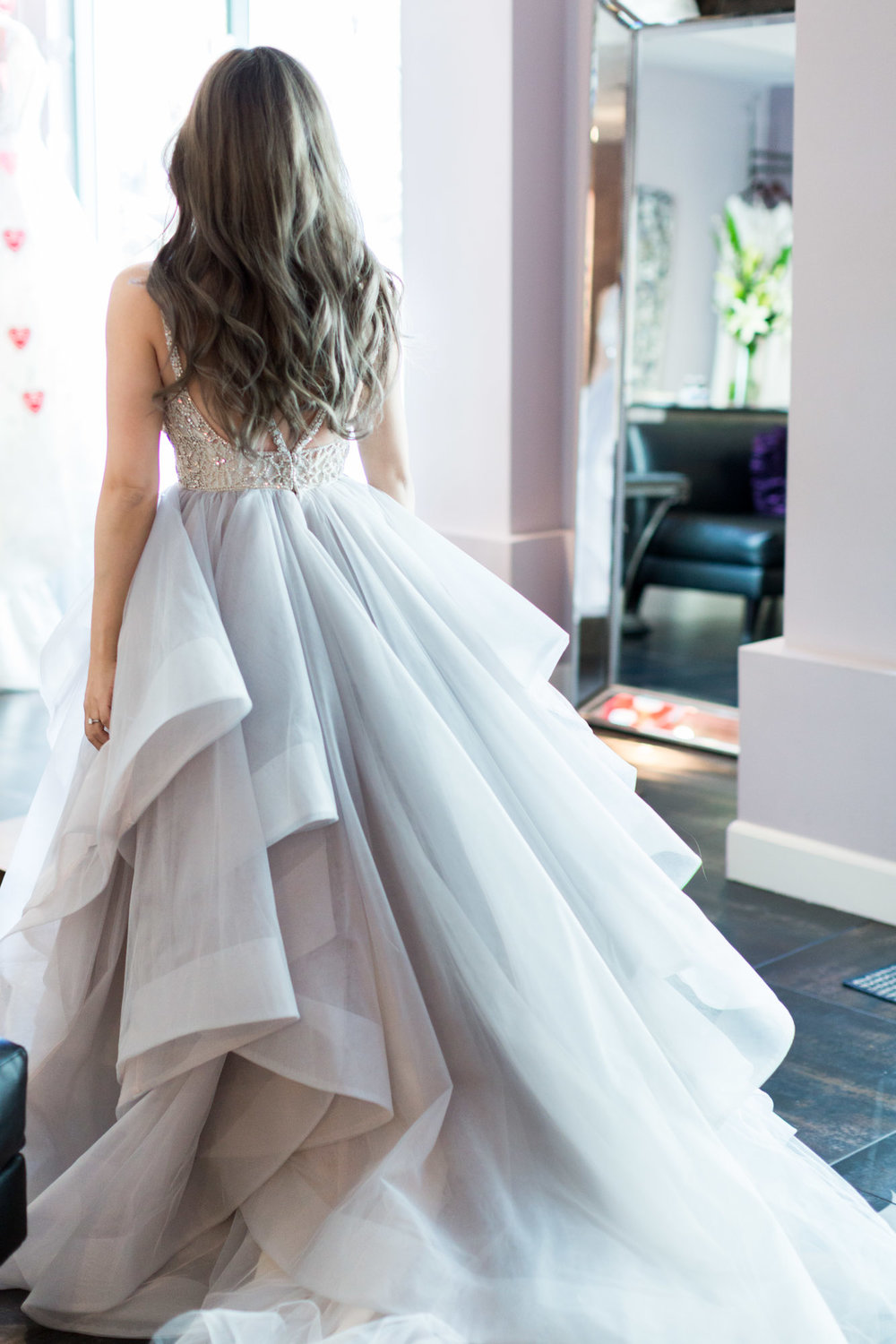 Wedding Planning || A Fashion Blogger's Perspectives on Bridal Gown Trying-On