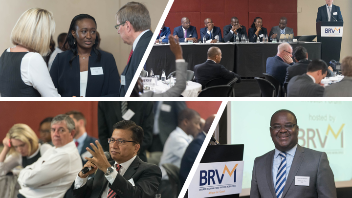 BRVM Investor Forum in Jo'burg - To see more pictures, check our Facebook Album