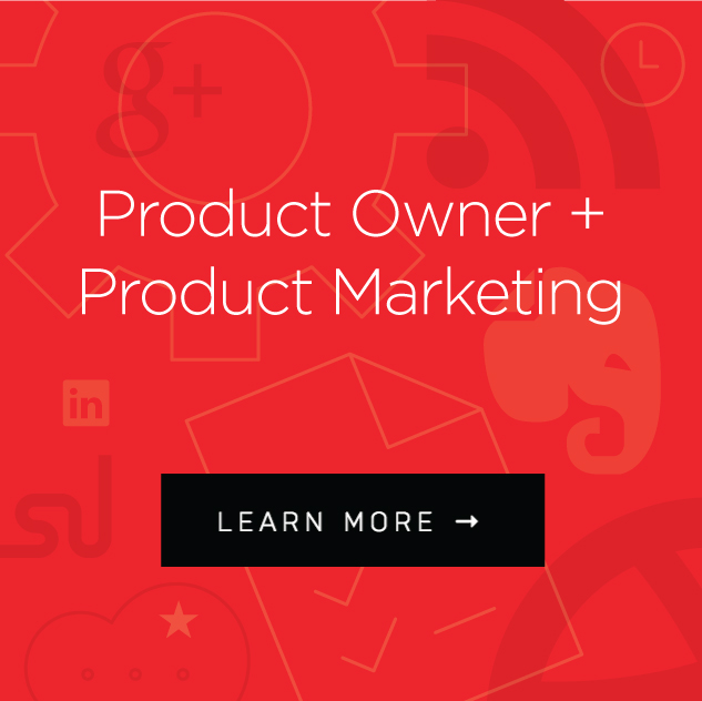 C2B Suite's Strategic Consulting Services, Product Owner and Product Marketing
