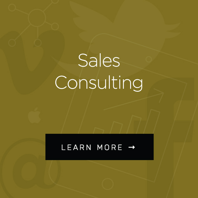 C2B Suite's Strategic Consulting Services, Sales Consulting