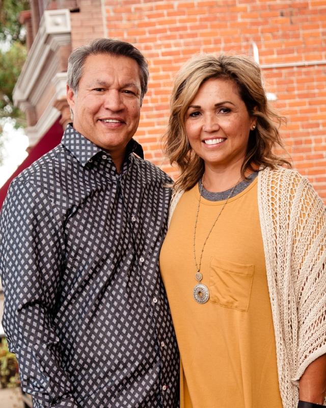 Dobie and Jamie Weasel, Founding Pastors