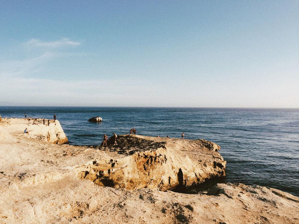 Summer in Santa Cruz by Lon