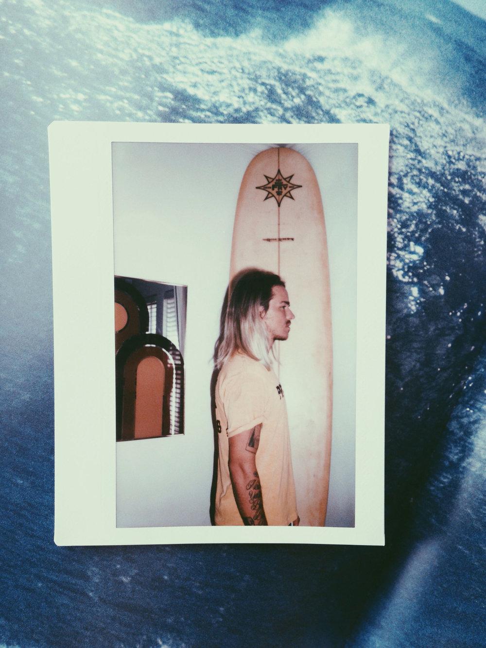 Surfy  Lon Lon  by  Brandi