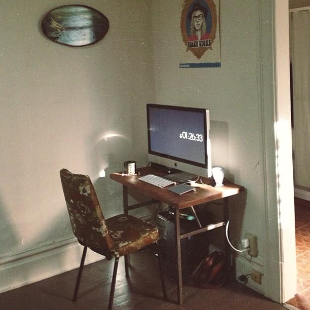Finally got that Internet thingy set up.