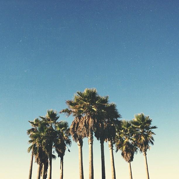 California was looking beautiful today