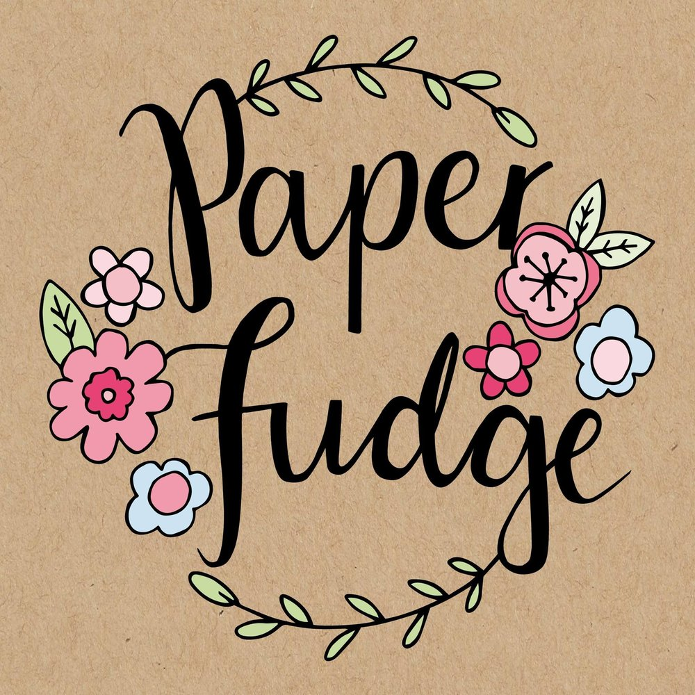 Paper Fudge Beautiful bespoke wedding stationary