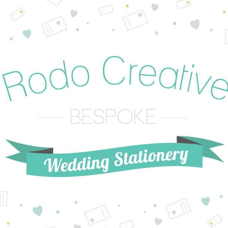 Rodo Creative Wedding stationary and graphic design