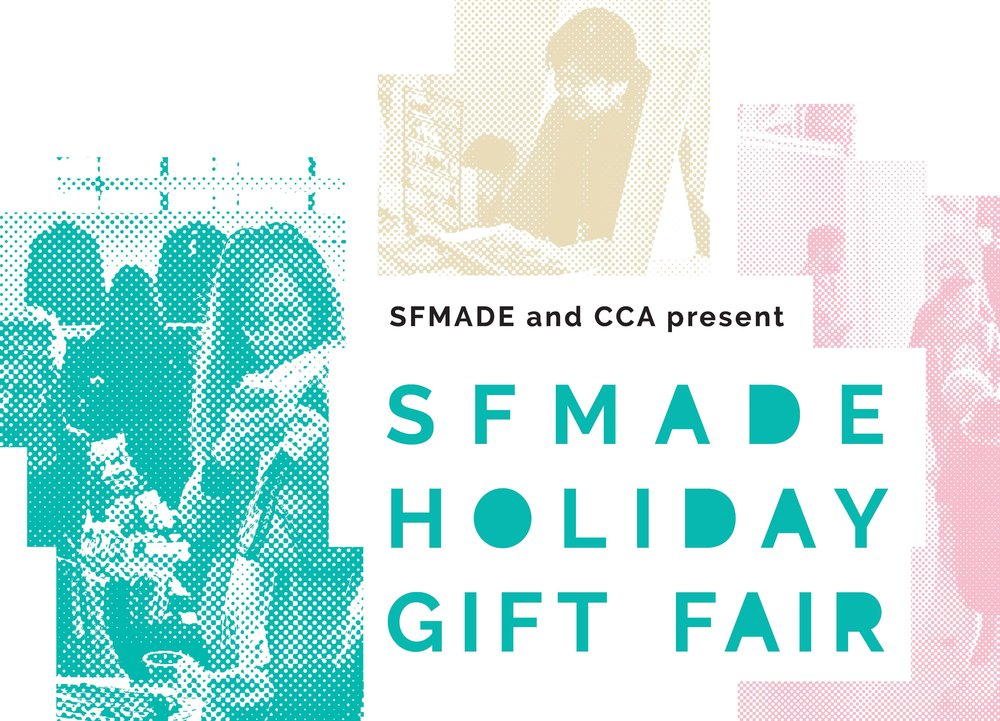 SF Made Holiday Gift Fair at CCA in the Nave