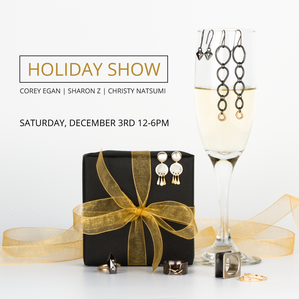 Holiday show at Goldlight jewelers!
