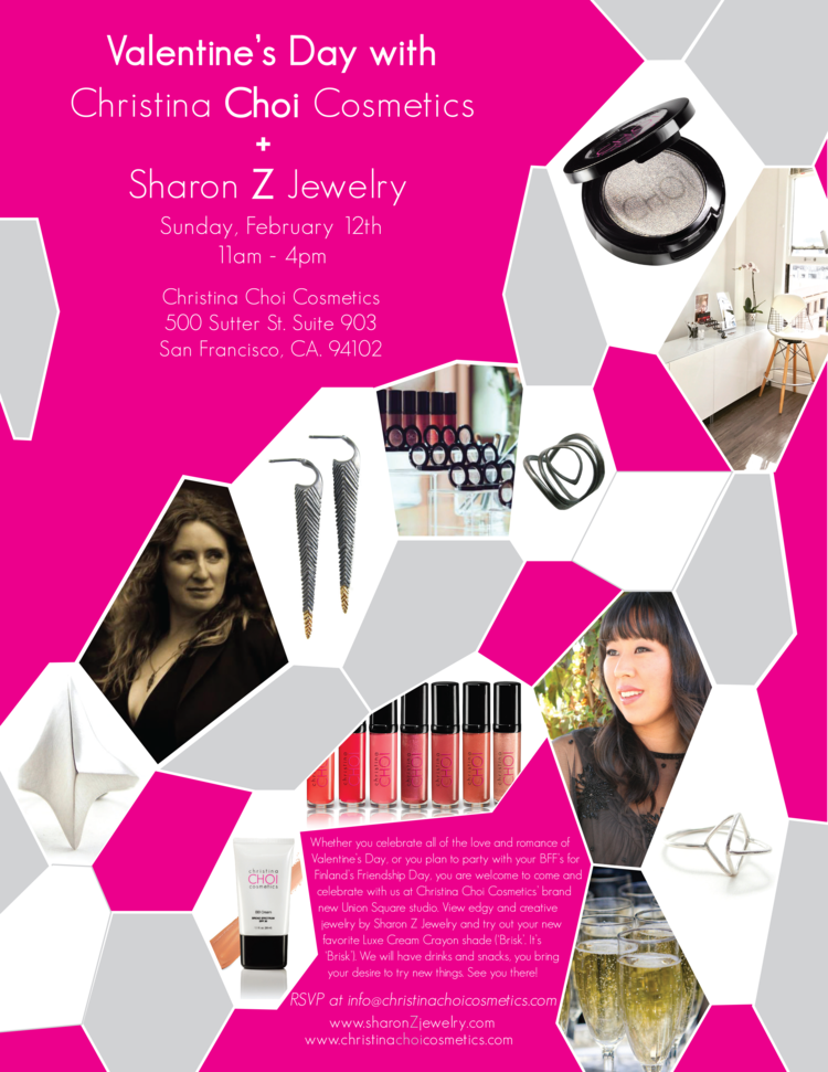 Beauty And Bling A Valentine S Day Event Sharon Z Jewelry