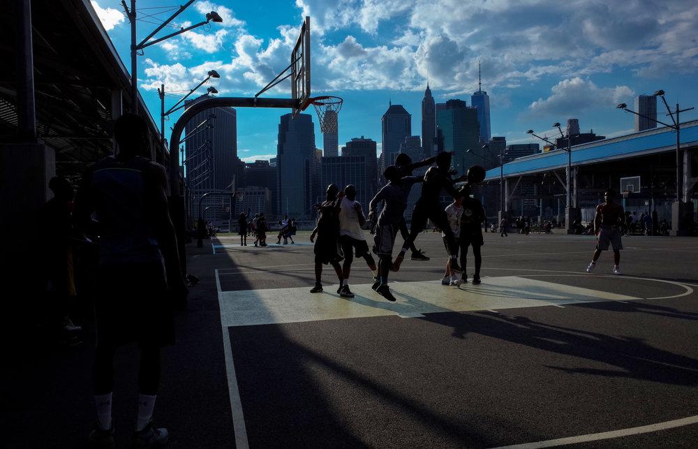 Ballet / Brooklyn, NY 2017 / ©Bocafloja