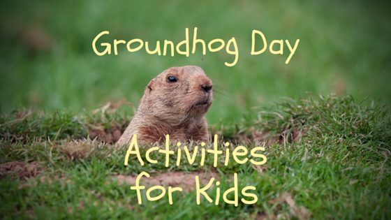 Groundhog Day Activities For Kids Mary Mother Of The Light Academy