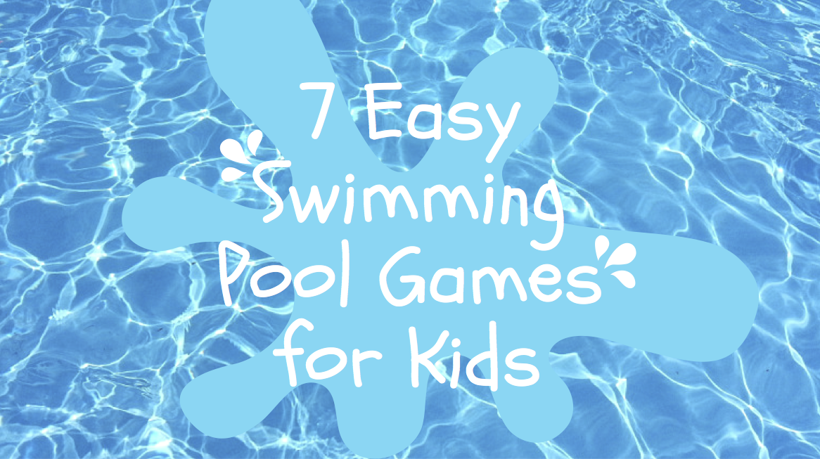 7 Easy Swimming Pool Games For Kids Mary Mother Of The