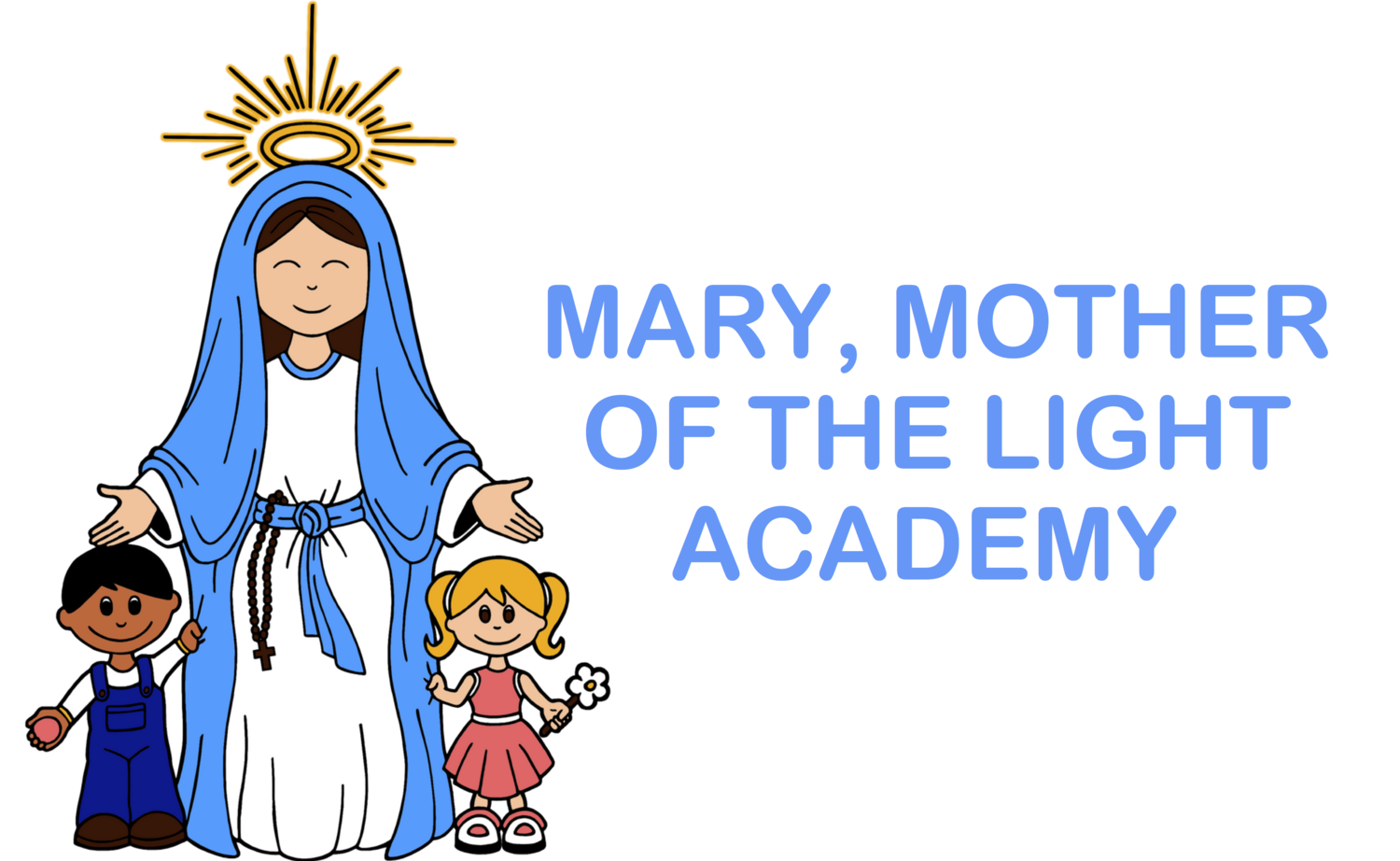 Mary, Mother of the Light Academy