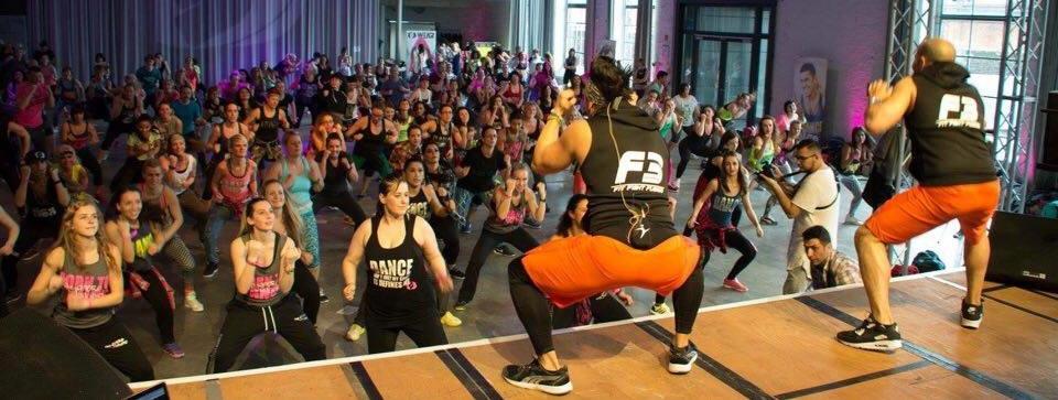 fitness f3 workout martial art