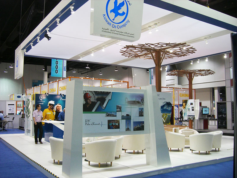 Exhibition Stand In Kuwait : Custom trade show exhibits u rnd exhibits international trade