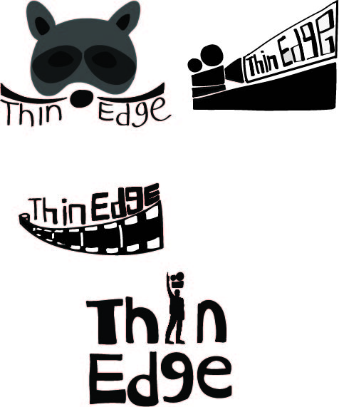 Logo Concept Ideas for ThinEdge Films 2