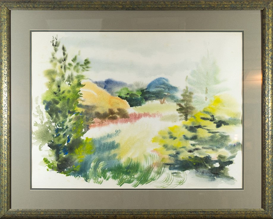 Untitled (Early Landscape)