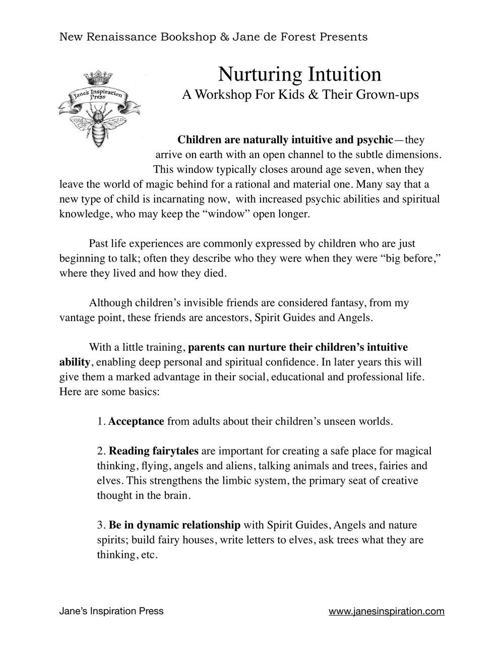 Children's Intuition Class.jpg