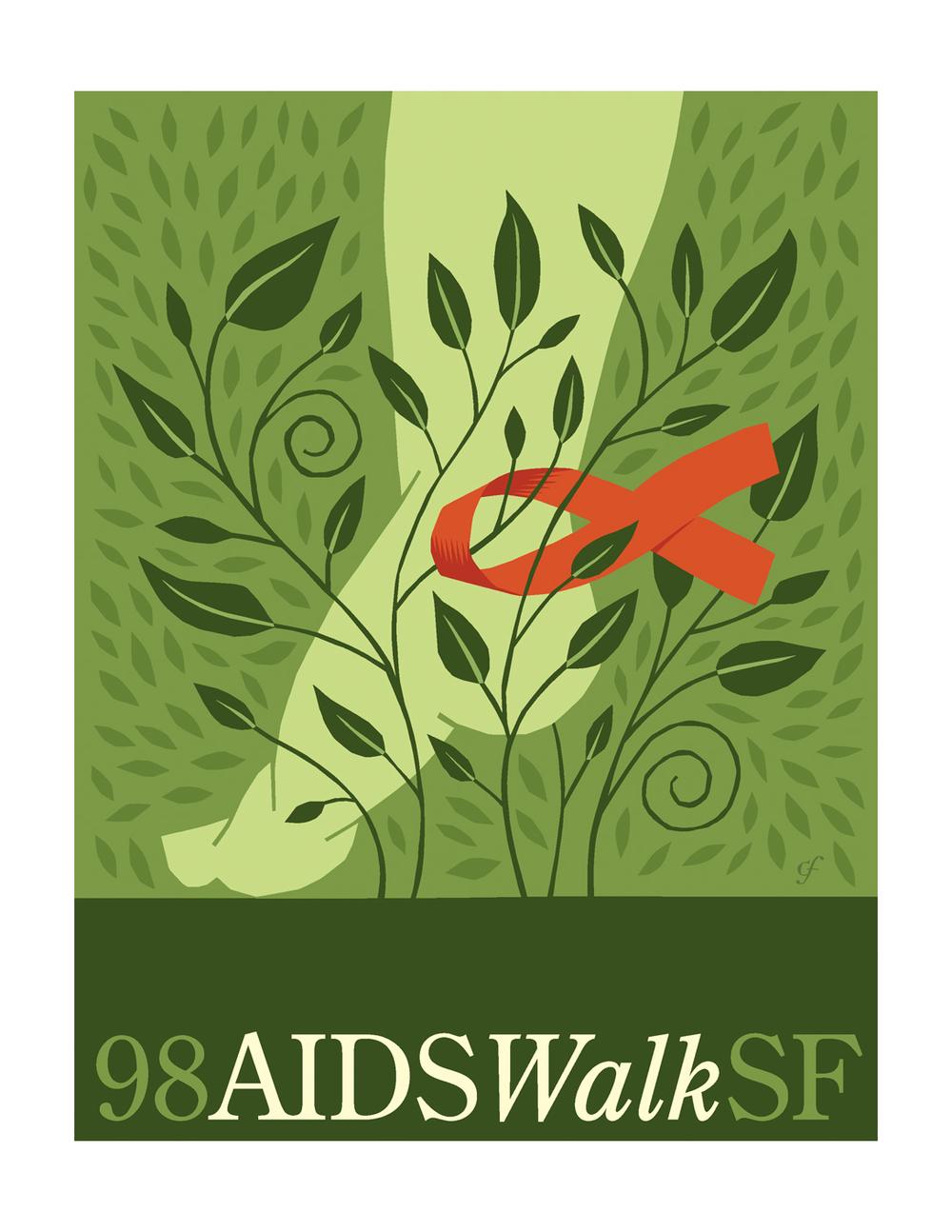AidsWalk poster