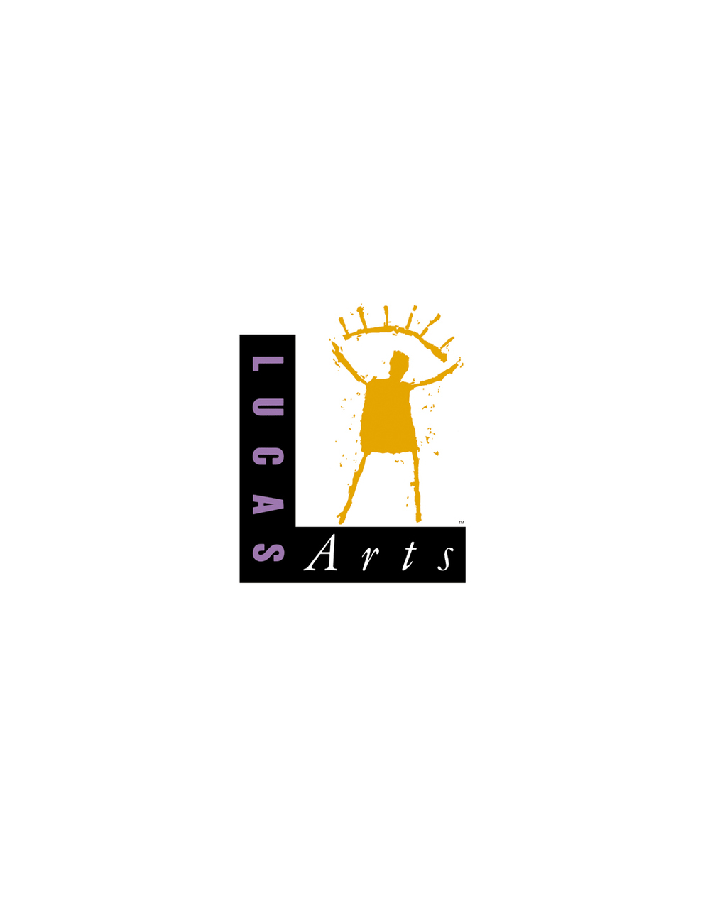LucasArts identity