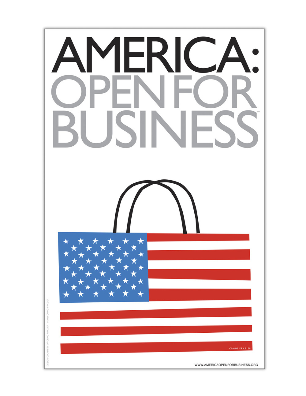 America: Open for Business