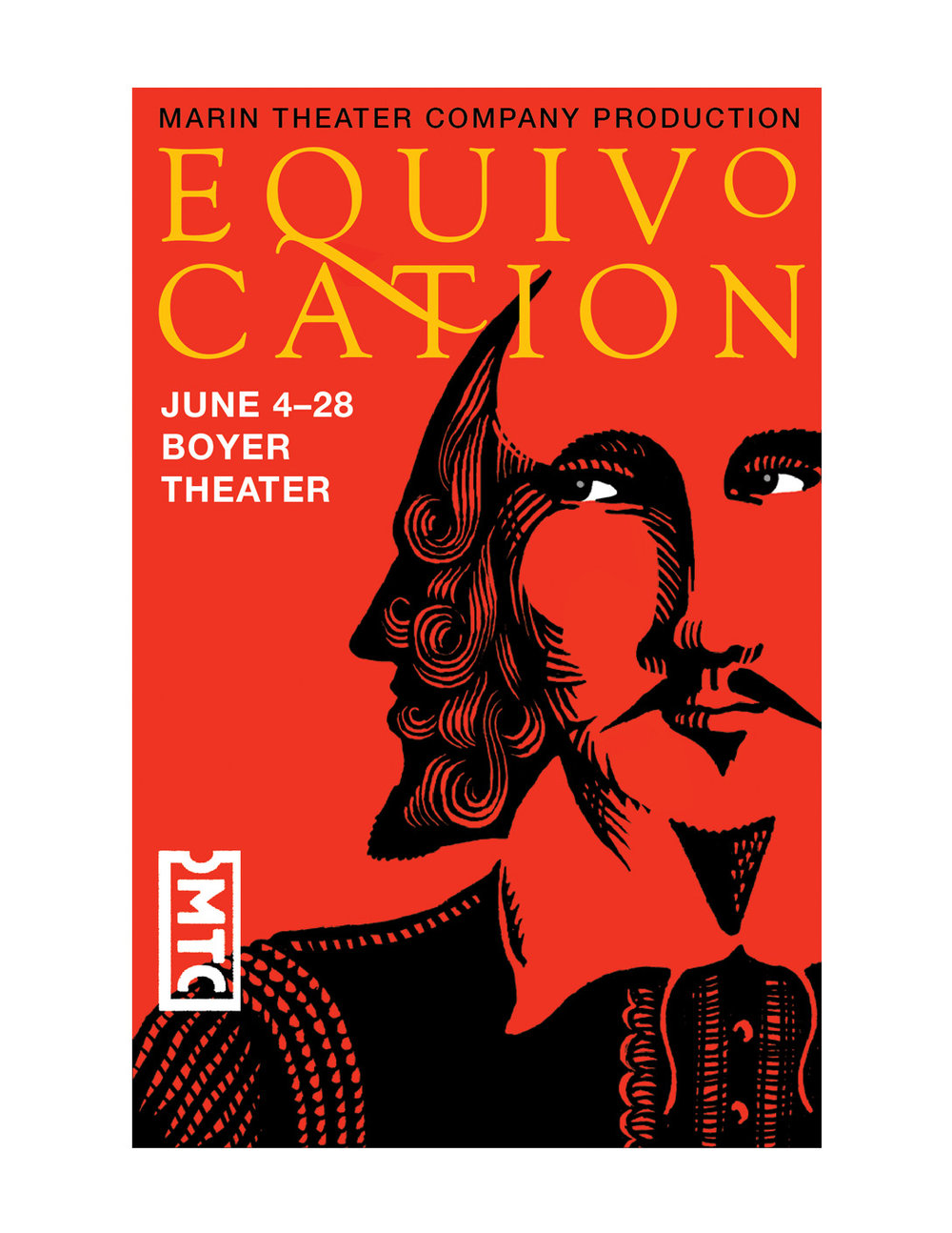 Shakespear's Equivocation poster