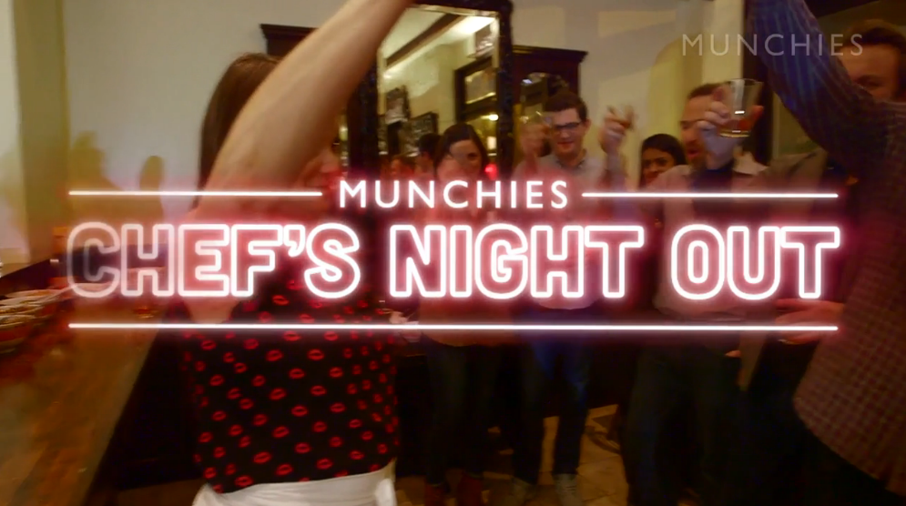 Munchies Chef's Night Out