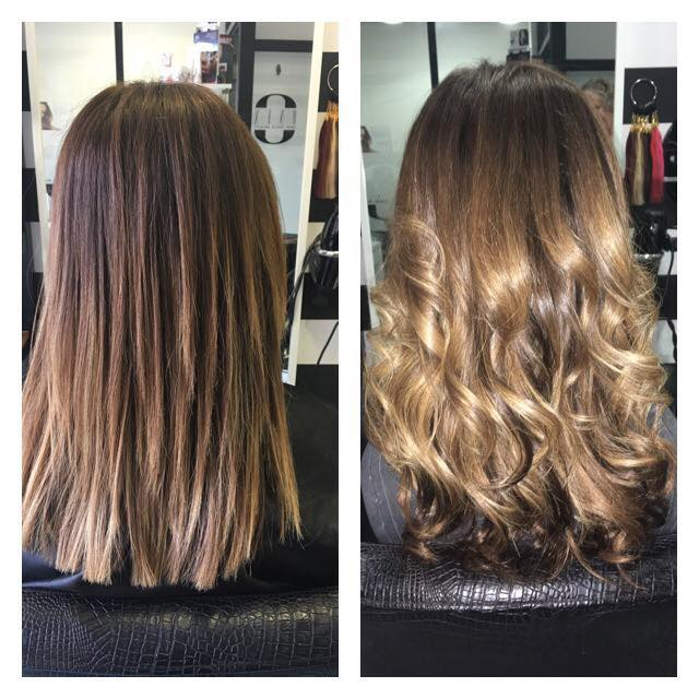 Hair Extensions Onyx
