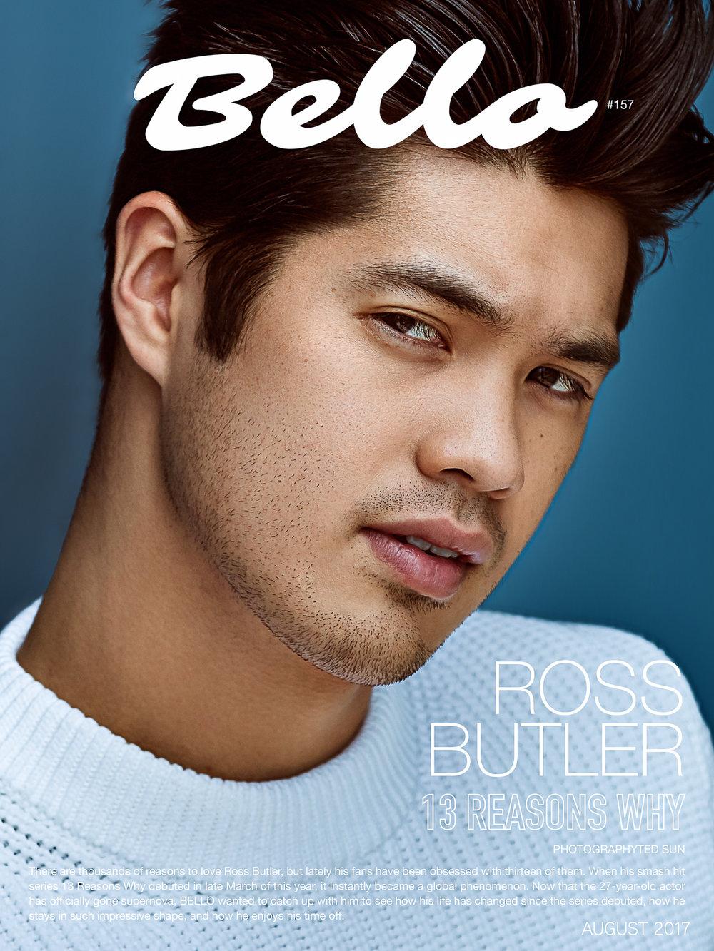 Ross Butler by Ted Sun Cover-1.jpg