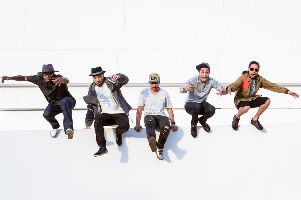 Jabbawockeez (America's Best Dance Crew)