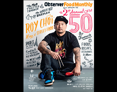 """Koreatown, with its neon-lit streets and all-night karaoke bars, may not be where you'd expect to find a cook of Choi's calibre. But he is hellbent on spreading his food to places traditionally neglected by restaurateurs."" By Chris Yang  View full article  here."
