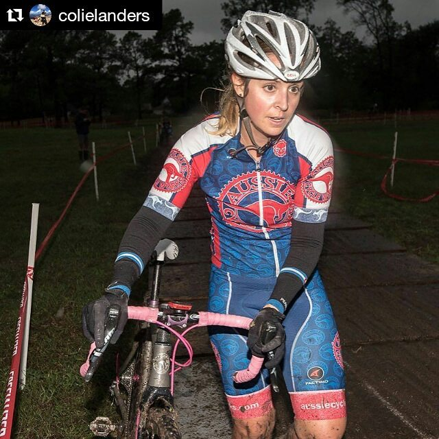 #Repost @colielanders ・・・ What a kickass race! Rain, mud and the impeding sunset. Awesome job @kolopromo for another stellar series. @aussiecycleworks the bike was incredible in the messy conditions! Sweet pic from @kahunaken kenlimphotography.com  #aussiecycleworks #teamacw #custombikes #cyclocross #titanium #teamacwcolie #crossishere #nofilter kenlimphotography.com