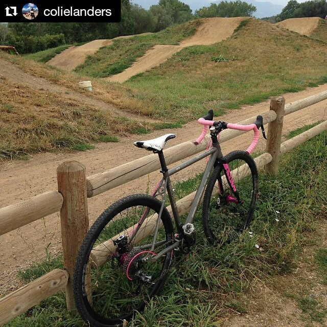 #Repost @colielanders ・・・ Dreaming of Colorado & cross. Preseason is here! Too early to count down @timbojoneskittyfluff ?! #aussiecycleworks #teamacw #custombikes #cyclocross  #crossiscoming #singlespeed #titanium #teamacwcolie #dirtysinglespeeder #onegear #beltdrive #cxfever