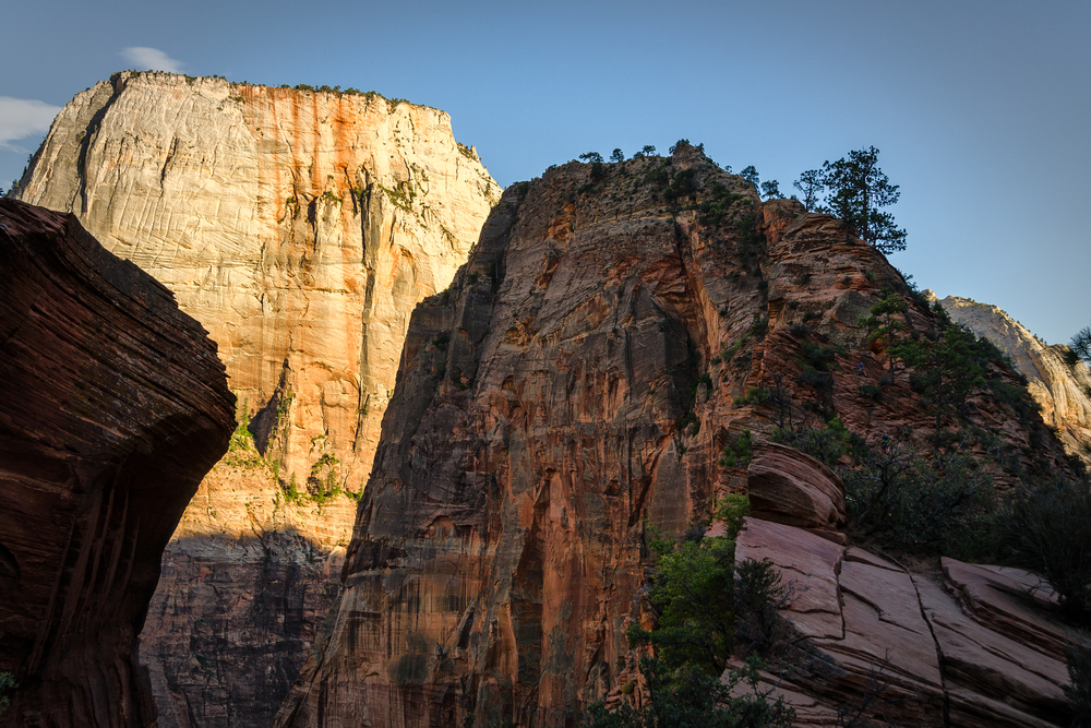 Angel's Landing. Zion National Park, Utah. Wasim Muklashy Photography