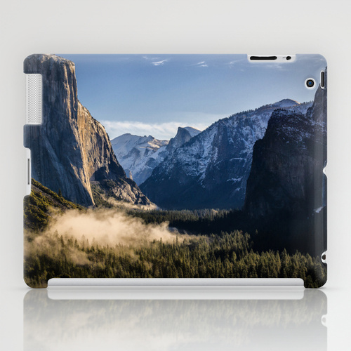 Yosemite_National_Park_California_iPad_Case_Wasim_Muklashy_Photography