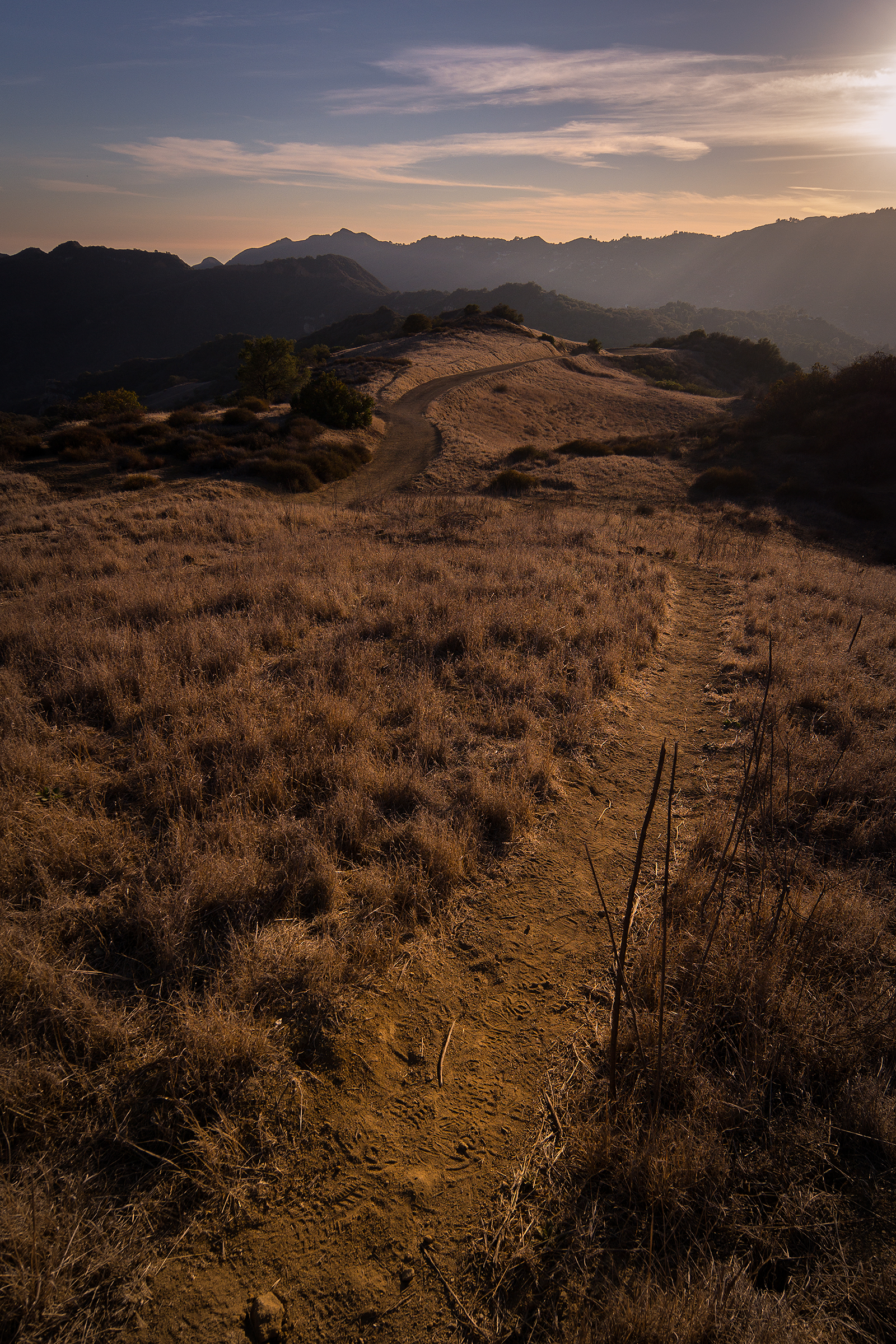 Wasim Muklashy Photography. Topanga Canyon, California. Santa Monica Mountains.