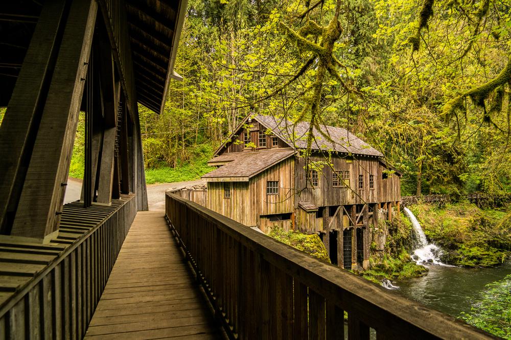 Wasim Muklashy Travel Photography_Pacific Northwest_Cedar Creek Grist Mill_Washington