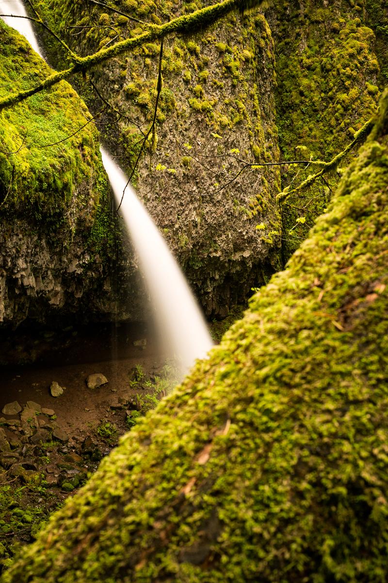 Wasim Muklashy Travel Photography_Pacific Northwest_Ponytail Falls_Washington