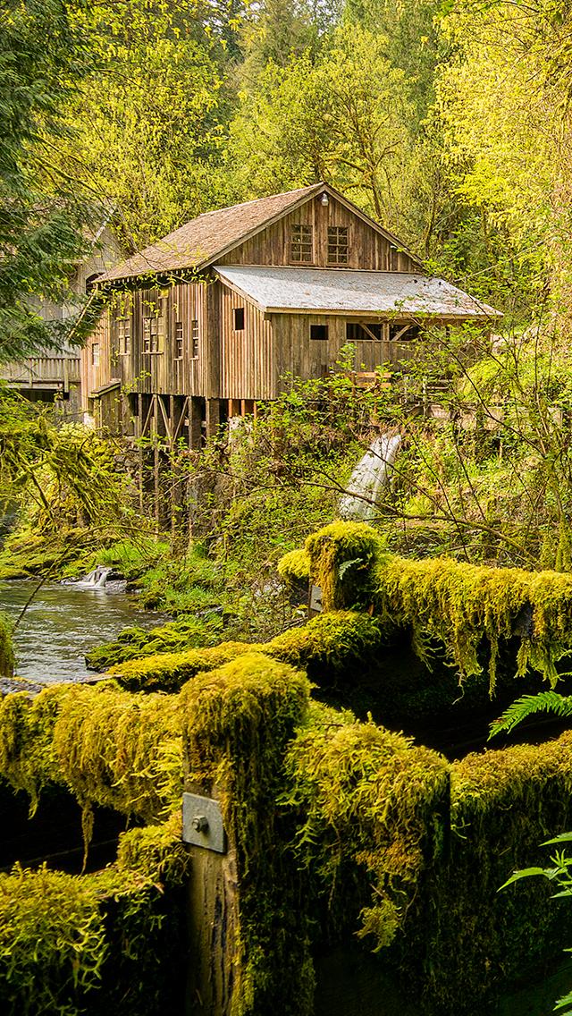 Wasim Muklashy Photography_Cedar Creek Grist Mill_Washington_iPhone6